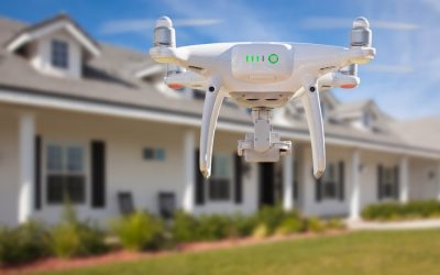 The Benefits of Using Aerial Drones During Roof Inspections