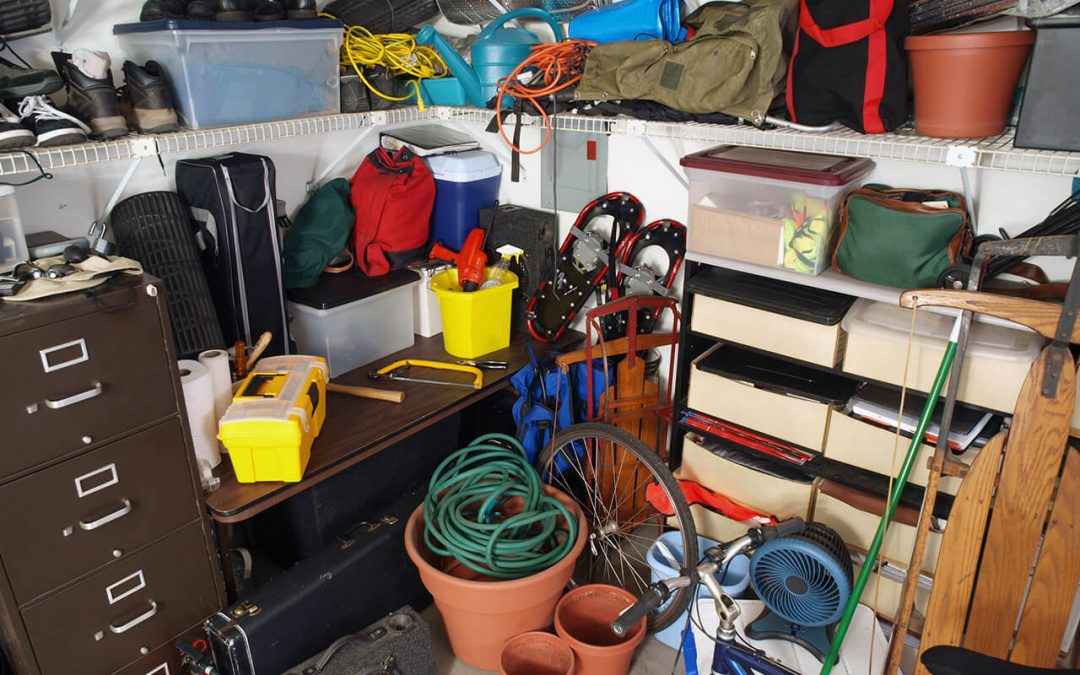 5 Ways to Organize Your Garage