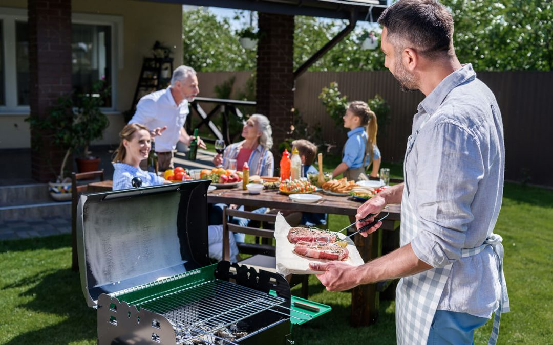 10 Grill Safety Tips for Your Backyard Cookout